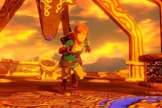 Hyrule Warriors Age of Calamity trailer destacada