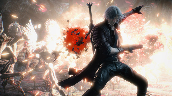 devil may cry 5 special edition ray tracing