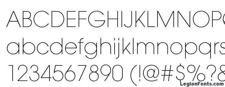 AvantGardeExtLitITCTT Font Download Free / LegionFonts