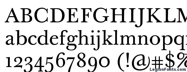 Baskerville Ten Pro Font Download Free / LegionFonts