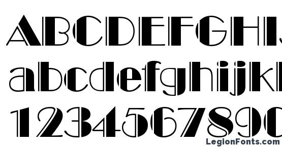 Broadway Engraved BT Font Download Free / LegionFonts