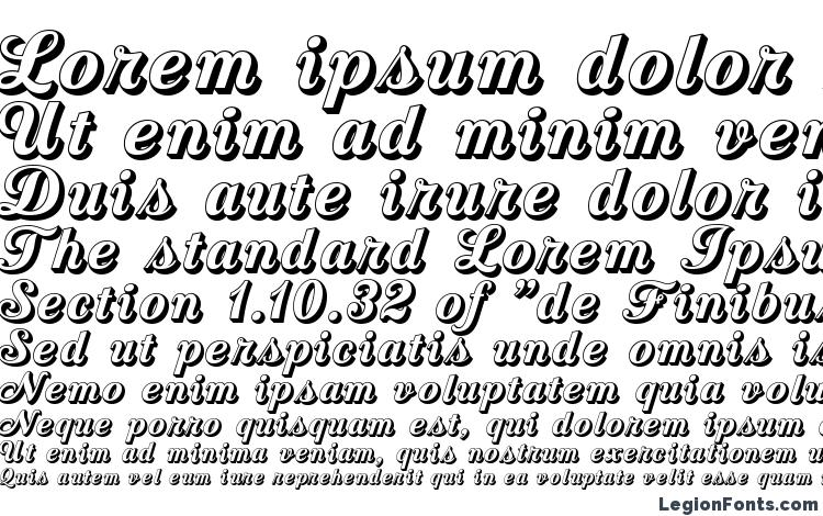 Country Western Script Open Font Download Free / LegionFonts