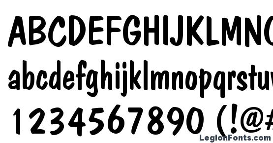 Dom Casual Font Download Free / LegionFonts
