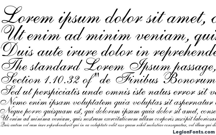 English 111 Vivace BT Font Download Free / LegionFonts