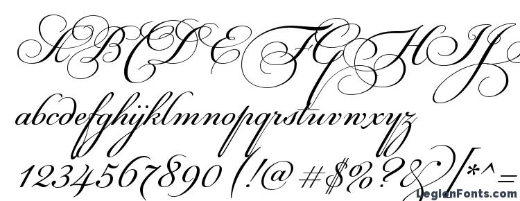 Florisel script Thin Font Download Free / LegionFonts