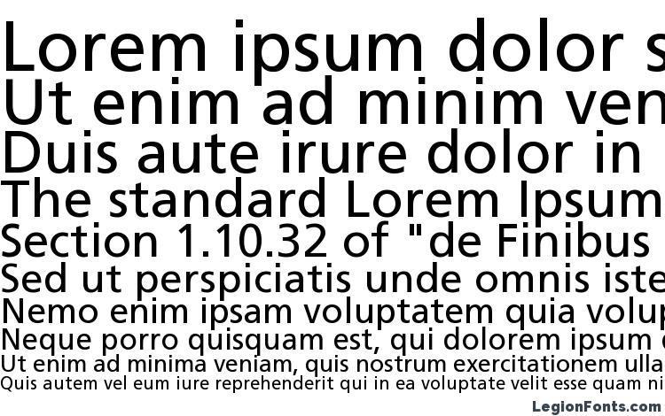 Frutiger CE 55 Roman Font Download Free / LegionFonts