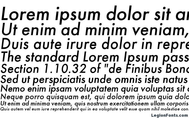 Futuramediumc italic Font Download Free / LegionFonts