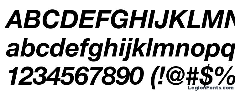 Helvetica Neue CE 76 Bold Italic Font Download Free