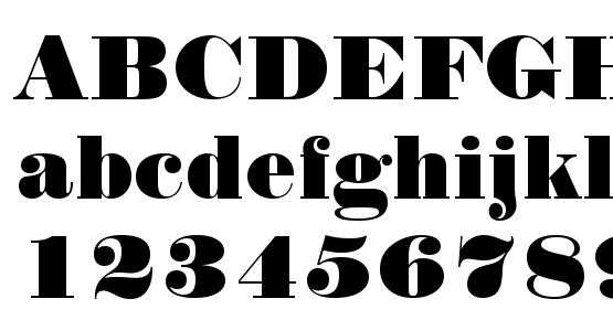 Normande BT Font Download Free / LegionFonts