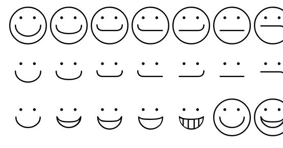 SmileyFace Font Download Free / LegionFonts