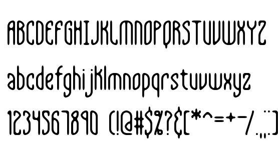 Supra Genius Curves BRK Font Download Free / LegionFonts