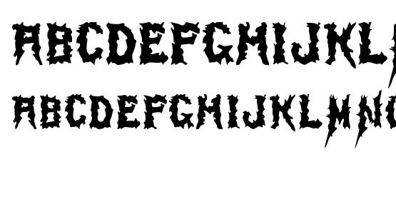 Swamp thing Font Download Free / LegionFonts