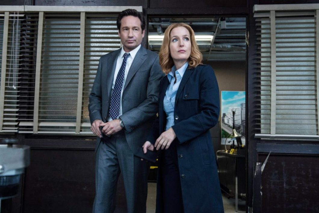 Image result for mulder and scully season 11
