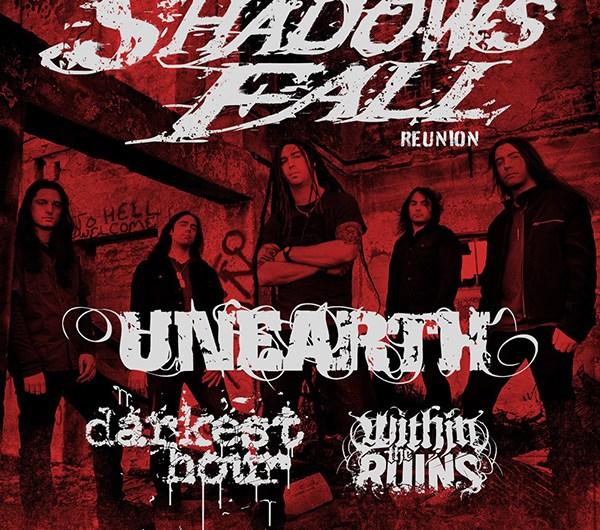 Shadows Fall - Reunion Show