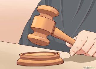 Carta a un juez que inicia la carrera judicial