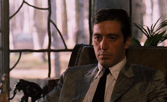 7. Arthur Kirkland (Justicia para todos). Interpretado por Al Pacino.