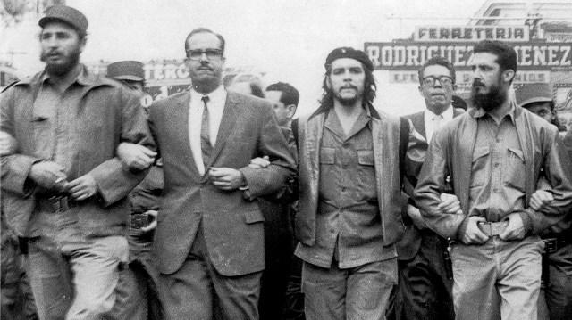 Fidel Castro, Allende, El Che | Legis.pe