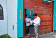Casacion N° 1098-2014, Lima: Notificacion bajo puerta es nula cuando caracteristicas difieren domicilio demandado - Legis.pe