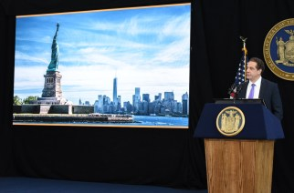 Gov. Cuomo delivers State of the State Address in New York City