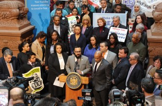 Assembly Dems pass series of immigrant rights and protections