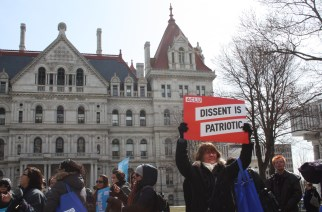 NYCLU demands legislative action on civil liberties issues