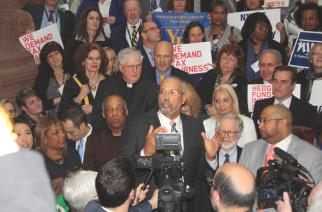 Education leaders and lawmakers want expansion of millionaire's tax to fund schools