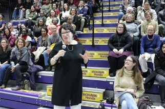 Justice Sonia Sotomayor recounts her path to success during UAlbany talk