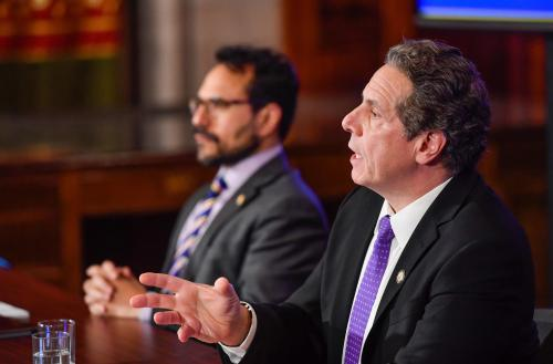 $153 billion budget provides free SUNY & CUNY tuition, raises the age, and allows ridesharing upstate