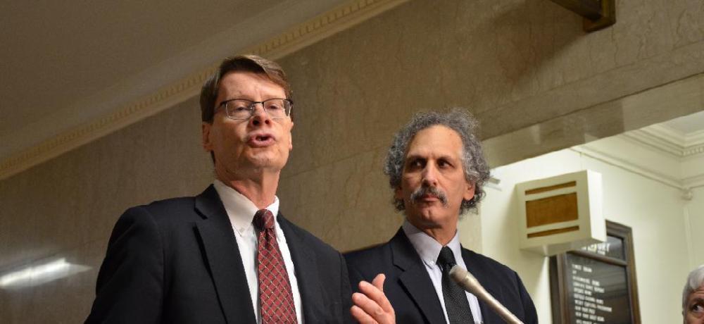 Career public advocates recognized for challenging Albany establishment