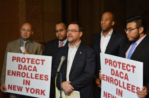 New bills seek to protect DACA recipients