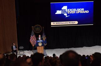 Watch Governor Cuomo's Executive Budget Address