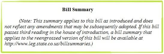 Bill Summary 1