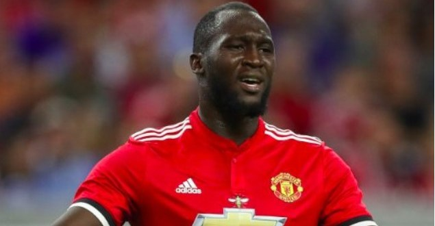 LOL... See What Manchester United Fan Did To Lukaku