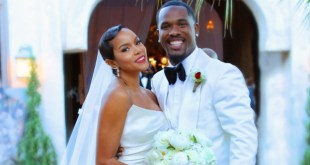 See Photos From The Beautiful Wedding Of Former Destiny's Child Member LeToya Luckett