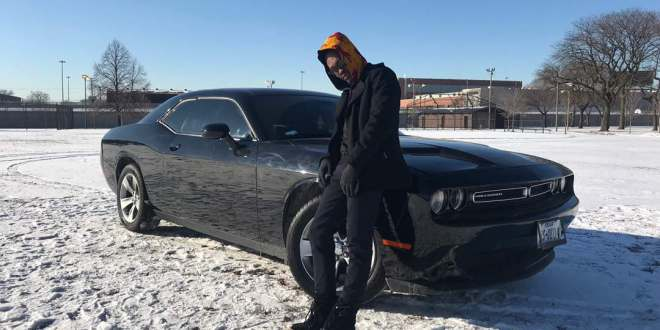 Check Out Behind the Scene Photos As John NetworQ Shoots New Video In Chicago