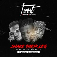 T-West Ft Erigga x Victor AD - Shake Their Leg