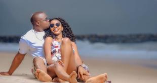 See Classy Pre-wedding Photos Of Davis & Joan