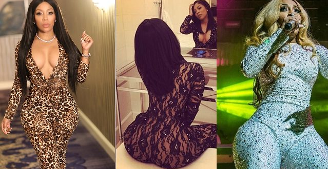 K. Michelle Reveals How She Almost Died From Butt Surgery.