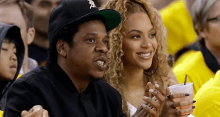 This Was How Beyonce & Jay-Z stole The Show At A Game Last Night