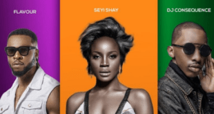 Seyi Shay ft. Flavour & Dj Consequence