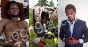 Final Year FUPRE Student Involved In a Fatal Accident In Need Of Help To Undergo Spinal Cord Surgery