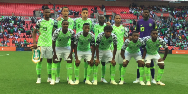 #SuperEagles FINAL 23 And Jersey Numbers for #Russia2018 World Cup #SoarSuperEagles