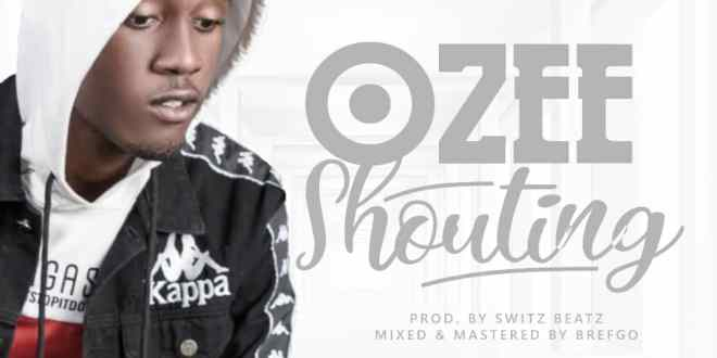 Ozee - Aliya (Prod by Mr SwitzBeatz)