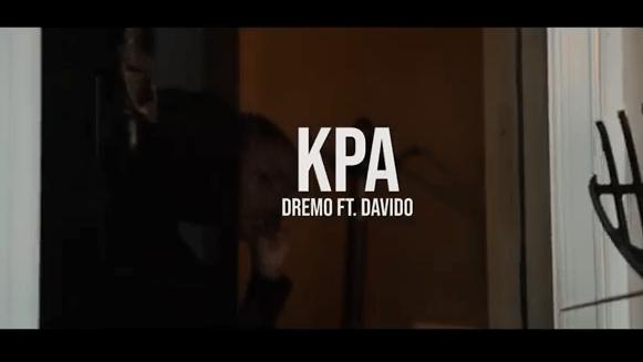 VIDEO: Dremo feat. Davido - Kpa