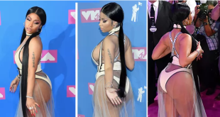 These Celebs Outfits Were Extra REVEALING At The #VMAs Nicki, Amber, Chyna & More