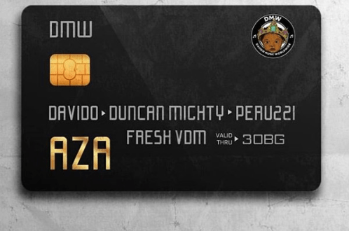 Davido ft. Duncan Mighty & Peruzzi – Aza