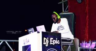 DJ Epic Blessed Okere With Good Sound Ending Their Carnival (PHOTOS)