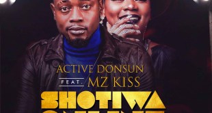 Donsun ft Mz Kiss - ShoTiwa OnLine