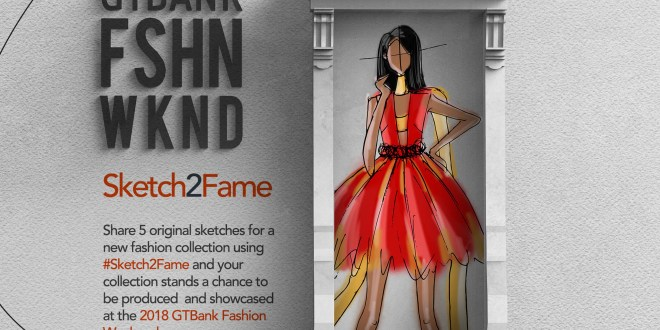 Sketch to Fame; A Call for Aspiring African Fashion Designers