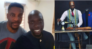 Ebuka's Designer Sends Appreciation On His life Changing Experience